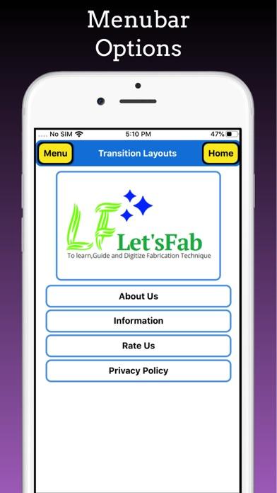 Transition Layouts Pro screenshot 2