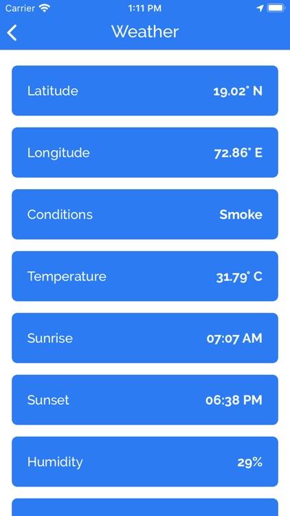 Air Quality Index - Live AQI screenshot-6