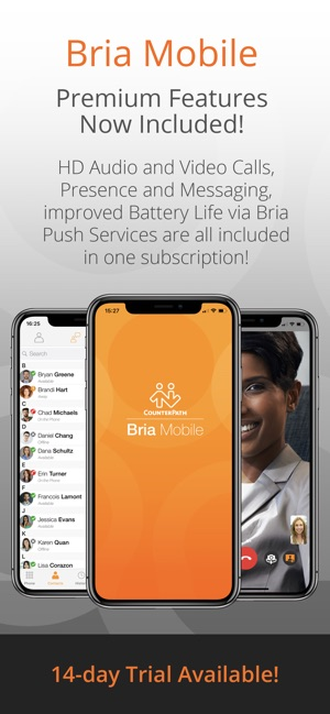 Bria Mobile: VoIP Softphone on the App Store