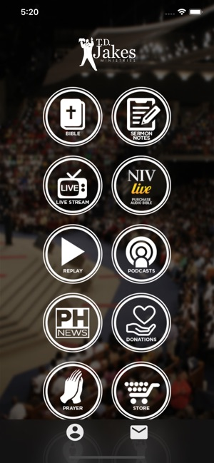 T D  Jakes Ministries on the App Store