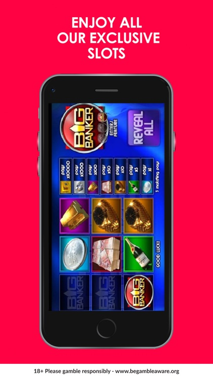 Gala Casino: Real Money Games screenshot-0