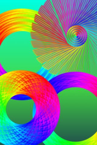 Spiral Painter - náhled