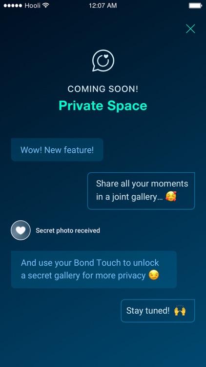 Bond Touch screenshot-4