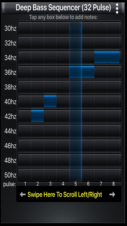 Ultra-Low Subwoofer Bass Pad screenshot-3