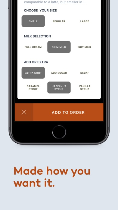 Elevate Coffee: Order & PayScreenshot of 4