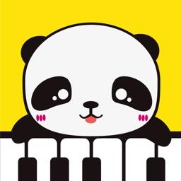 钢琴教学-早教钢琴陪练少儿弹钢琴