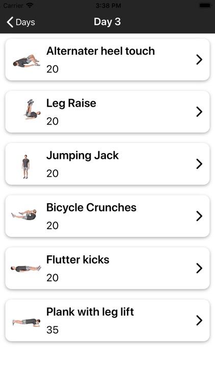 30 Days Weight Loss for Men screenshot-3