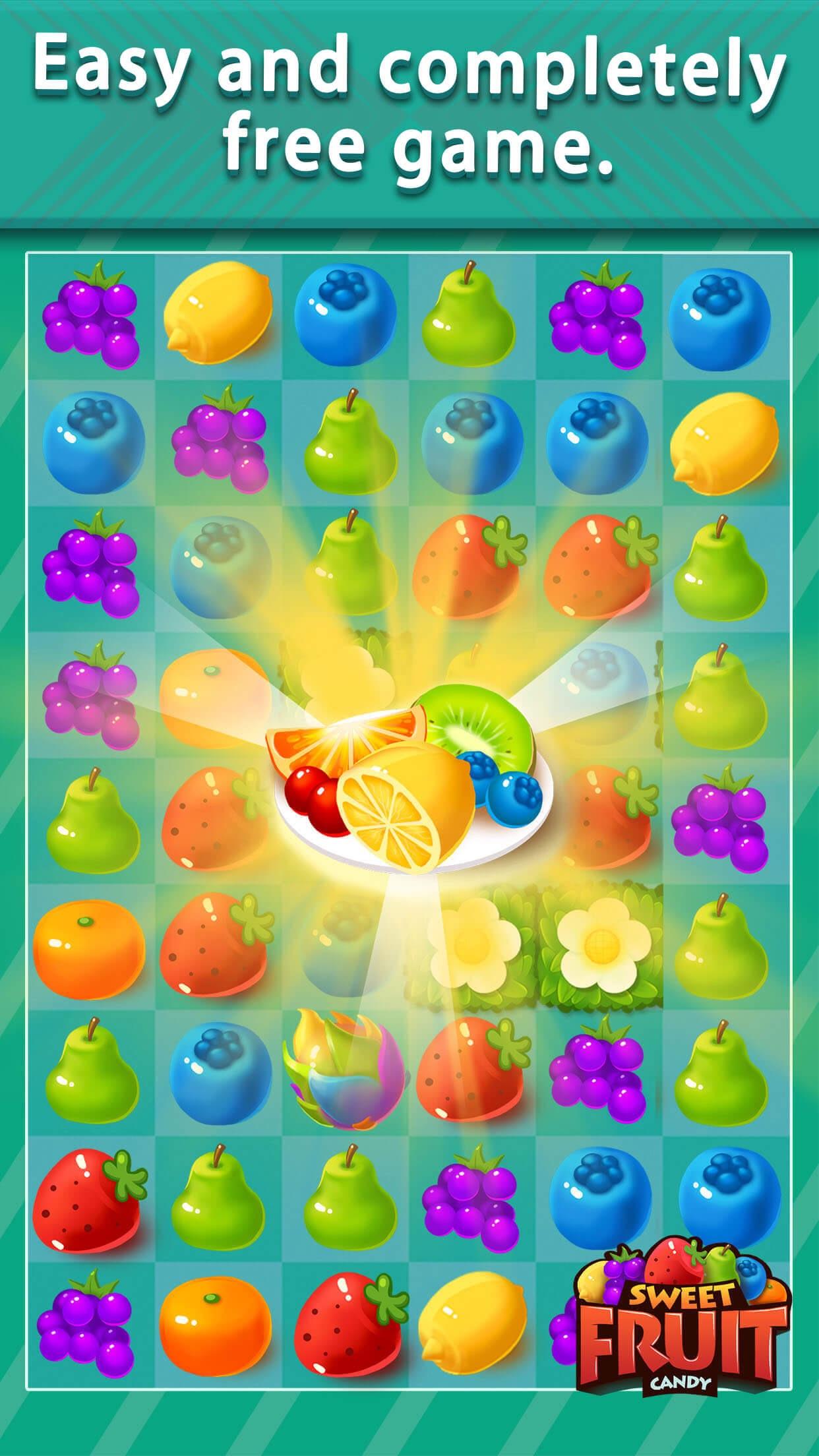 Sweet Jelly Story Screenshot