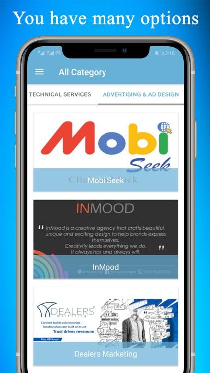 Mobi Seek screenshot-3