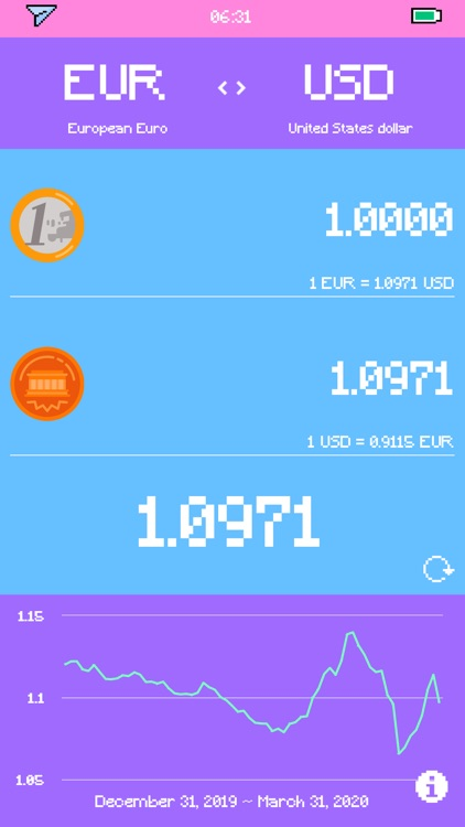 Pixel Currency - Converter screenshot-4