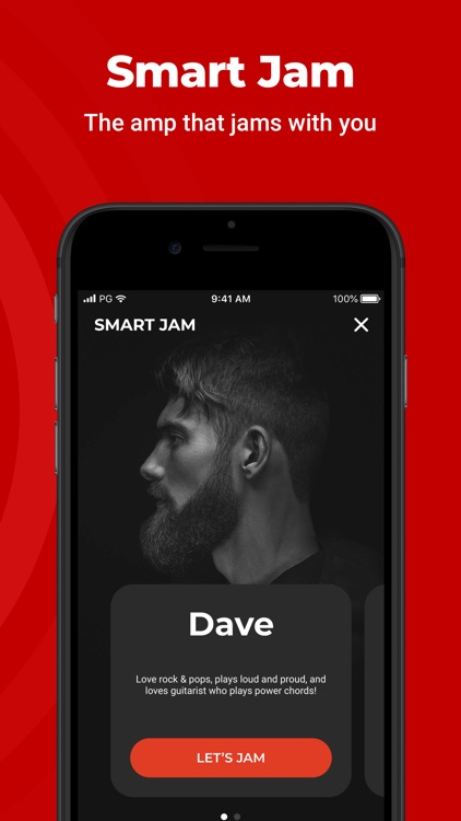 Spark Amp: Smart Jam, Chords