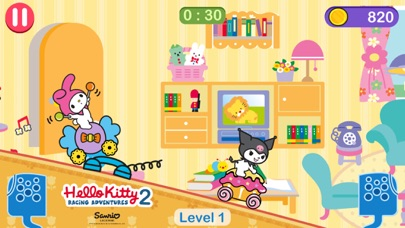 Hello Kitty Racing Adventure 2のおすすめ画像8