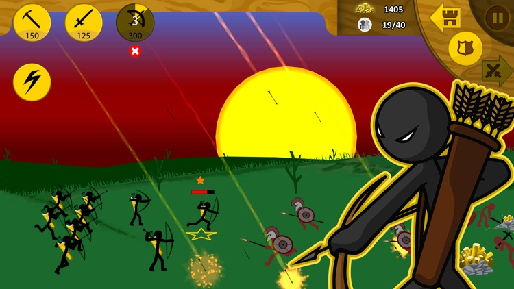 Stick War: Legacy screenshot-2