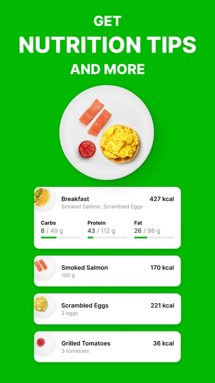 FoodTracker: Counting Calories screenshot-4