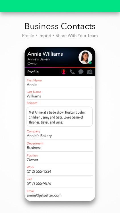 2nd Line Business Phone Number screenshot-4