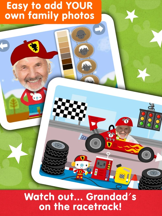 Car Game for Kids, Toddler 2-5 screenshot-4