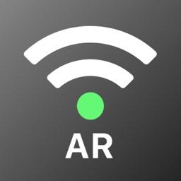 AR-WAVE-visualization of WiFi