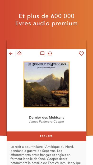Télécharger Livres Audio HQ - audiobooks pour Pc