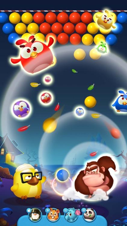 Birdpapa™ - Bubble Crush screenshot-4