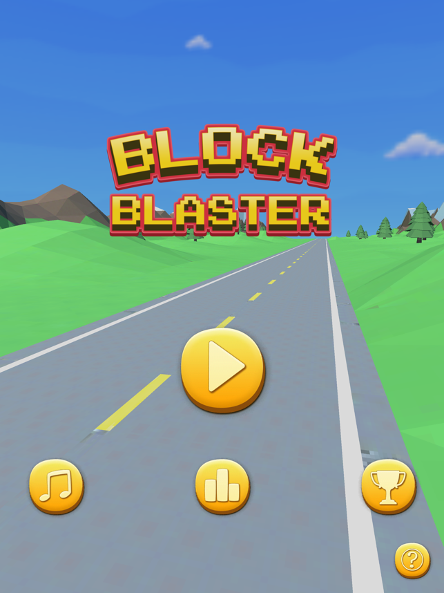 Block Blaster - Tank Attack, game for IOS