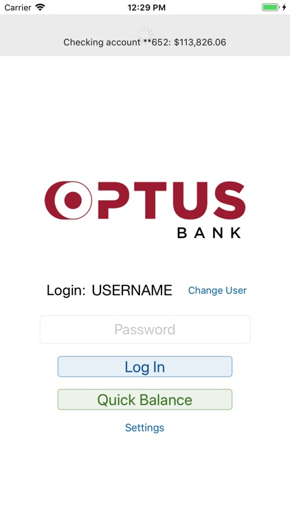 Optus Bank Mobile Banking screenshot-3