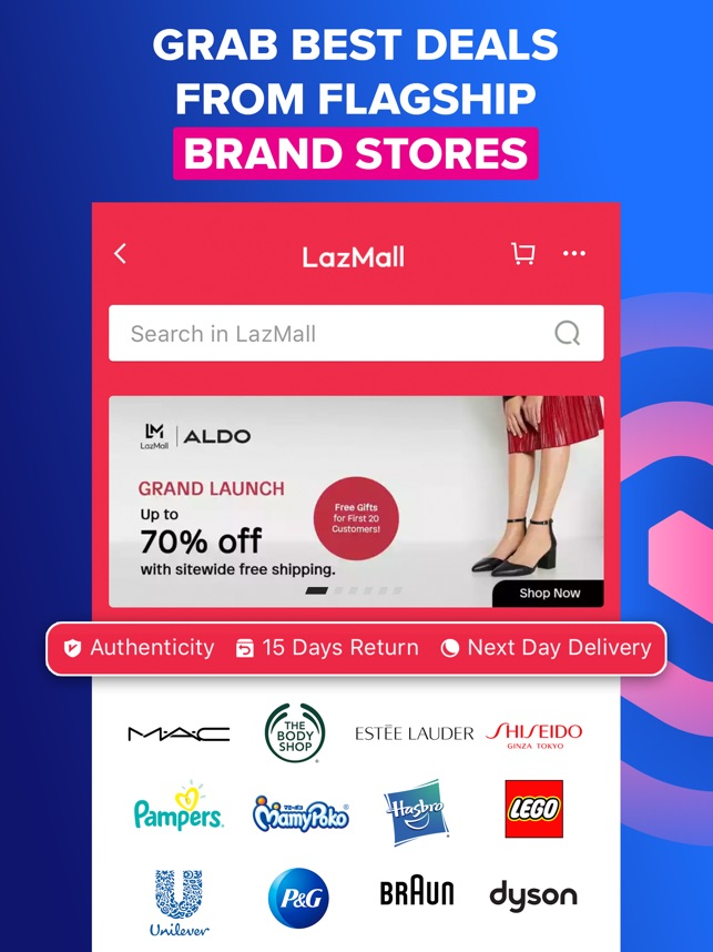 Lazada Best Shopping Online On The App Store