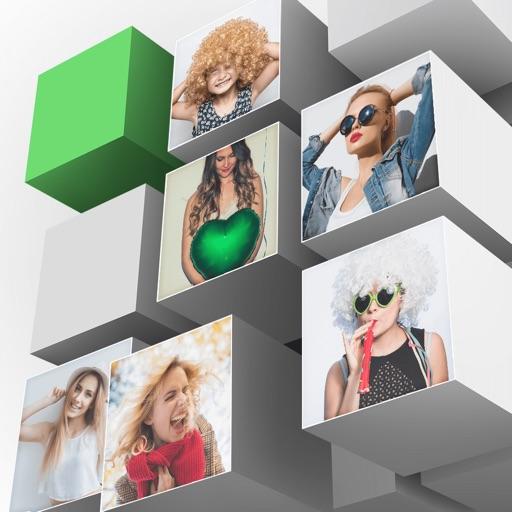 3D Photo Collage Maker