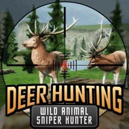 Deer Hunting : Sniper Shooter