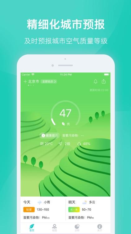 空气质量发布 - 权威环境数据发布
