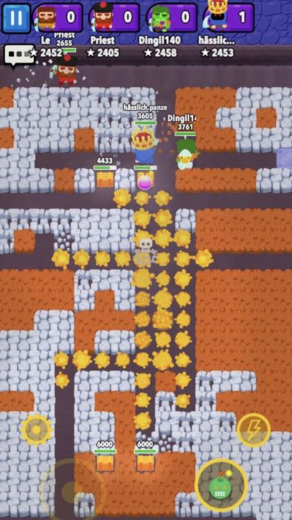 Dig Bombers: Battle Royale screenshot-6