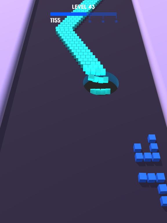 Holoo - Swallow every cube ! screenshot 10