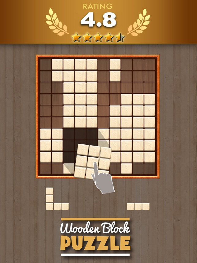wooden block puzzle android