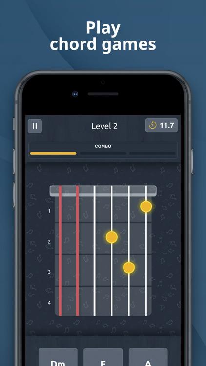 Guitar Tuner - Ukulele & Bass screenshot-5