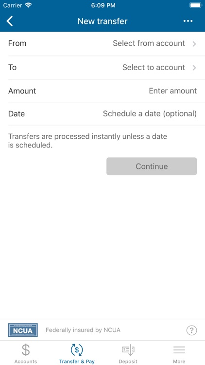 Align Credit Union Mobile App screenshot-4