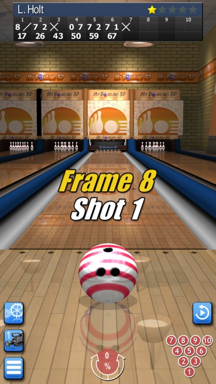 My Bowling 3D screenshot-2