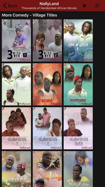 NollyLand - Nigerian Movies screenshot-7