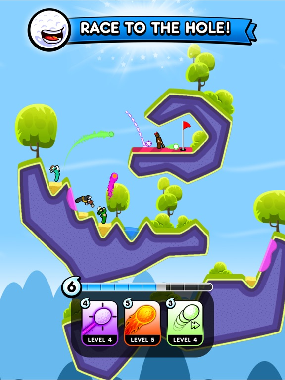 Golf Blitz screenshot 11