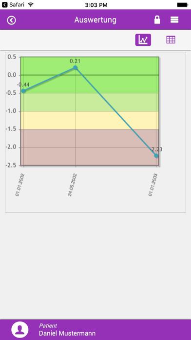 QLS-H TrackerScreenshot von 3