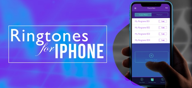 Ringtones for iPhone: Infinity on the App Store