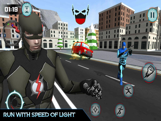 Immortal SuperHero City War screenshot 6