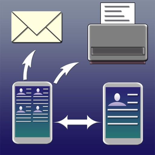 Multi Address Book Organizer