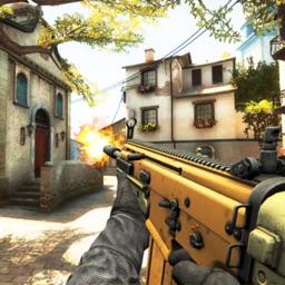 Camera Gun Shooter 3D Fight Si