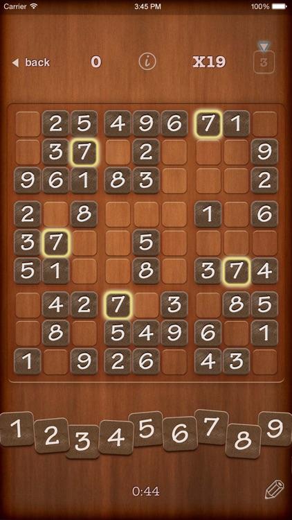 ▻Sudoku + screenshot-3