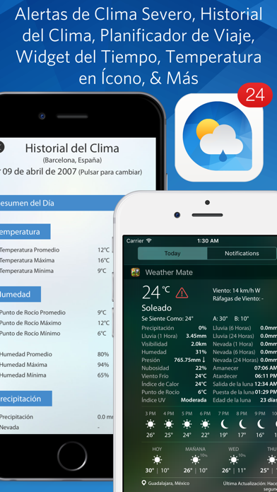 Screenshot for Compañero de Tiempo in Chile App Store