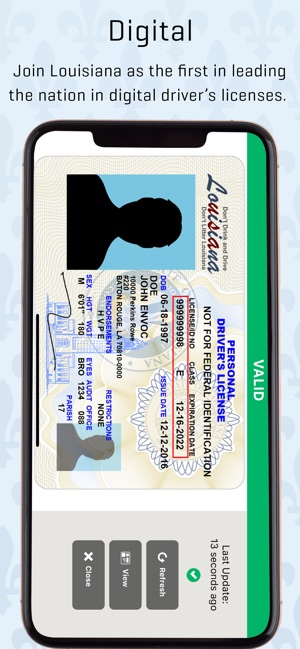 louisiana state police drivers license