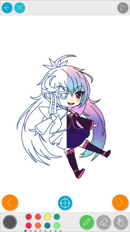 How to Paint Anime Characters screenshot-3