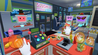 Slush'E'Mart - Job Simulator screenshot 4