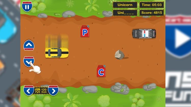 Car Racing Spelling Fun screenshot-4