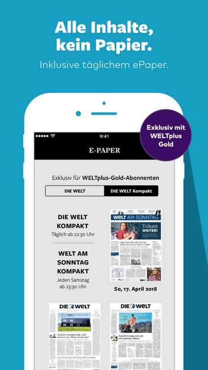 WELT Edition screenshot-4