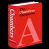 Chambers Thesaurus - Antony Lewis